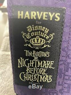 2012 Harveys Disney Seatbelt Wallet Nightmare Before Christmas. Very Rare