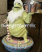 2020 Disney Parks Nightmare Before Christmas Oogie Boogie Nutcracker NEW
