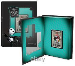 2021 1 oz Silver Proof Disney -The Nightmare Before Christmas Sally