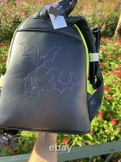 2021 Disney Oogie Boogie Nightmare Before Christmas Halloween Loungefly Backpack