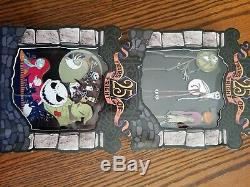 25 Years Of Fright Nightmare Before Christmas Disney LE Pins