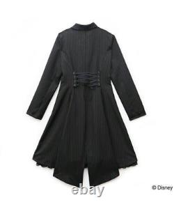 AUTHENTIC Secret Honey Disney Nightmare Before Christmas Jack Mannish Dress New