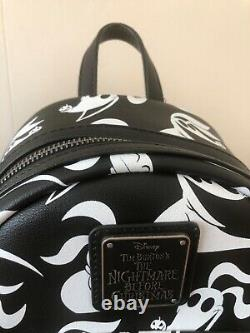 BNWT LOUNGEFLY The nightmare before christmas zero backpackSold out Exclusive
