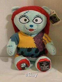 Build-A-Bear Disney Nightmare Before Christmas SALLY BEAR WithSOUND, OUTFIT. SOLDOUT