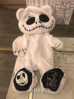 Build a Bear The Nightmare Before Christmas Jack & Sally