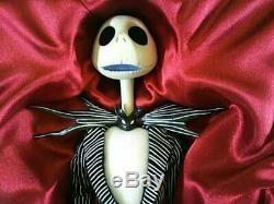 DISNEY Nightmare Before Christmas Jack 12 HEAD FIGURE PROP MEDICOM DX Sideshow