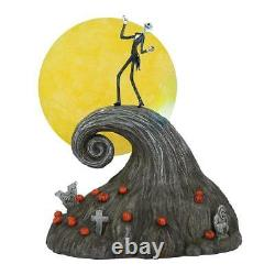 Dept 56 Nightmare Before Christmas Village JACK ON SPIRAL HILL 6002299 NEW N BOX