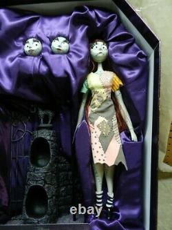 Disney 25th Anniversary Nightmare Before Christmas Sally Doll Limited Edition
