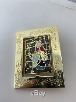Disney Auctions Wishing Spinner Nightmare Before Christmas LE 100 Pin Sally Jack