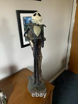 Disney Big Fig Figure Statue Nightmare Before Christmas Jack Skellington