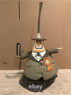 Disney Big Fig Figure The Nightmare Before Christmas Mayor