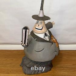Disney Big Fig Nightmare Before Christmas Mayor Of Halloween Figure