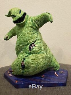 Disney Classics Nightmare Before Christmas Oogie Boogie WDCC Figurine Statue New