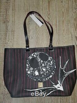 Disney Dooney & Bourke Bag The Pumpkin King Shopper nightmare before christmast