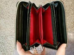 Disney Dooney & Bourke Nightmare Before Christmas WALLET Halloween bag purse EUC