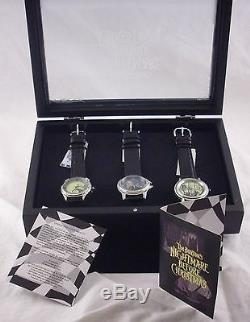 Disney Fossil Nightmare Before Christmas, Limited Edition Watch Set New In Case