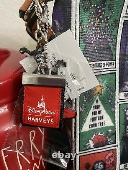 Disney Harveys Nightmare Before Christmas Scary Vertical Crossbody