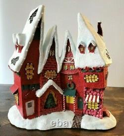 Disney-Hawthorne Village-Nightmare Before Christmas-Christmas Town Shops