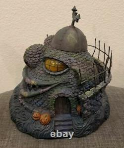 Disney Hawthorne Village Nightmare Before Christmas Collection Clown House RARE