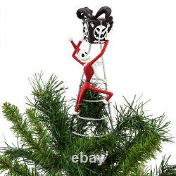 Disney Jack Skellington Nightmare Before Christmas Tree Topper-New