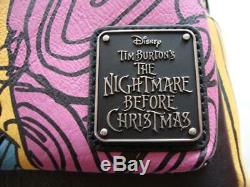 Disney Loungefly 2018 Nightmare Before Christmas Sally Patchwork Mini Backpack