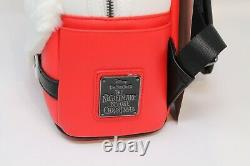 Disney Loungefly Mini Backpack NIGHTMARE BEFORE CHRISTMAS Jack Skellington Santa