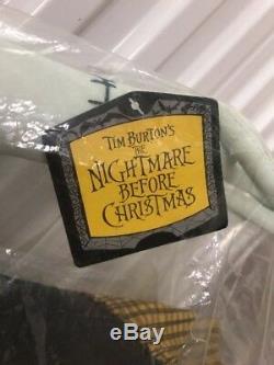 Disney NECA Nightmare Before Christmas Sally 5 Life Size Plush 2004 RARE NEW