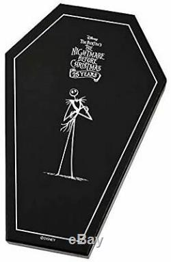 Disney Nightmare Before Christmas 25th Anniversary 25 Pins set Jack Tim Burton