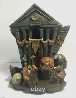 Disney Nightmare Before Christmas Halloweentown Halloween Town Resin Statue 8.5