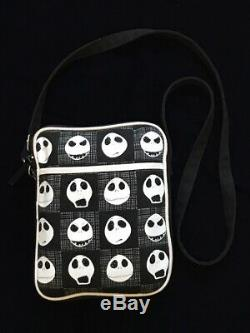 Disney Nightmare Before Christmas Jack And Sally Authentic 47 Pin Lot With Bag