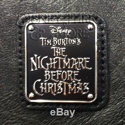 Disney Nightmare Before Christmas Jack & Sally Tote Bag Jasmine Becket-Griffith