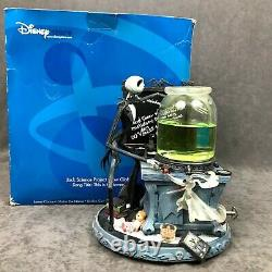 Disney Nightmare Before Christmas Jack Science Project Musical Globe with Box Foam
