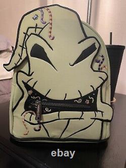 Disney Nightmare Before Christmas Oogie Boogie Cosplay Loungefly Backpack