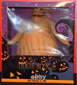 Disney Nightmare Before Christmas Oogie Boogie Doll Tim Burton JUN PLANNING