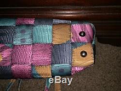 Disney Nightmare Before Christmas Sally Harveys Seatbelt Bag EUC LARGE SATCHEL