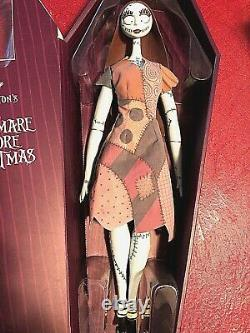 Disney / Nightmare Before Christmas Sally Tim Burtons 14inch Limited Doll
