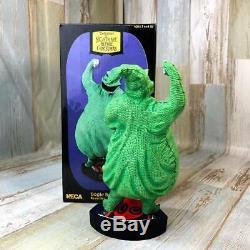 Disney Nightmare before Christmas oogie boogie resin head knocker figure