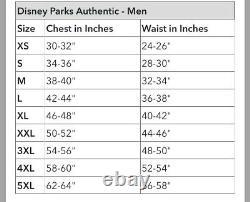 Disney Parks Disneyland Nightmare Before Christmas Oogie Boogie Spirit Jersey -L