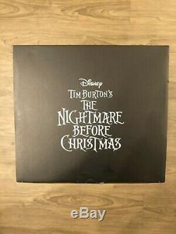 Disney Parks Nightmare Before Christmas Oogie Boogie Nutcracker NBC Figurine