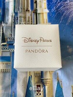 Disney Parks Nightmare Before Christmas PANDORA Charms Set of 2 JACK SALLY ZERO