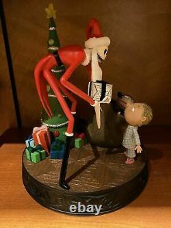 Disney Parks Nightmare Before Christmas Santa Jack Medium Figure