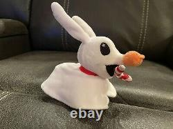 Disney Parks Wishables Plush ZERO Very Rare WithTag Nightmare Before Christmas