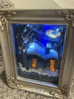 Disney Robert Olszewski Gallery Of Light Santa Jack Nightmare Before Christmas