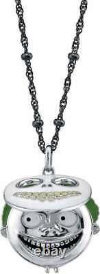 Disney RockLove Barrel Shock Lock Set of 3 Necklaces Nightmare Before Christmas