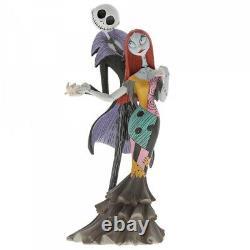 Disney Showcase Jack & Sally Figurine 6002184 Nightmare Before Christmas