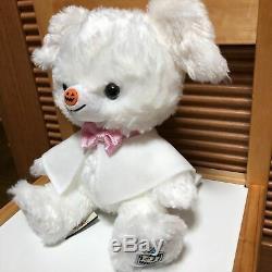 Disney Store Japan UniBEARsity Nightmare Before Christmas Treat Zero Plush Doll