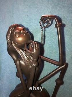 Disney Store Nightmare Before Christmas Jack Ltd Ed 25th Ann. Figure Statue