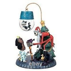 Disney Store, Nightmare before Christmas Snowglobe MISB, ULTRA RARE! Item 96516