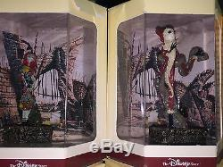 Disney Store Tiny Kingdom THE NIGHTMARE BEFORE CHRISTMAS 1993 Complete Set of 11