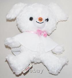 Disney Store UniBEARsity Nightmare Before Christmas Treat Zero Plush Doll